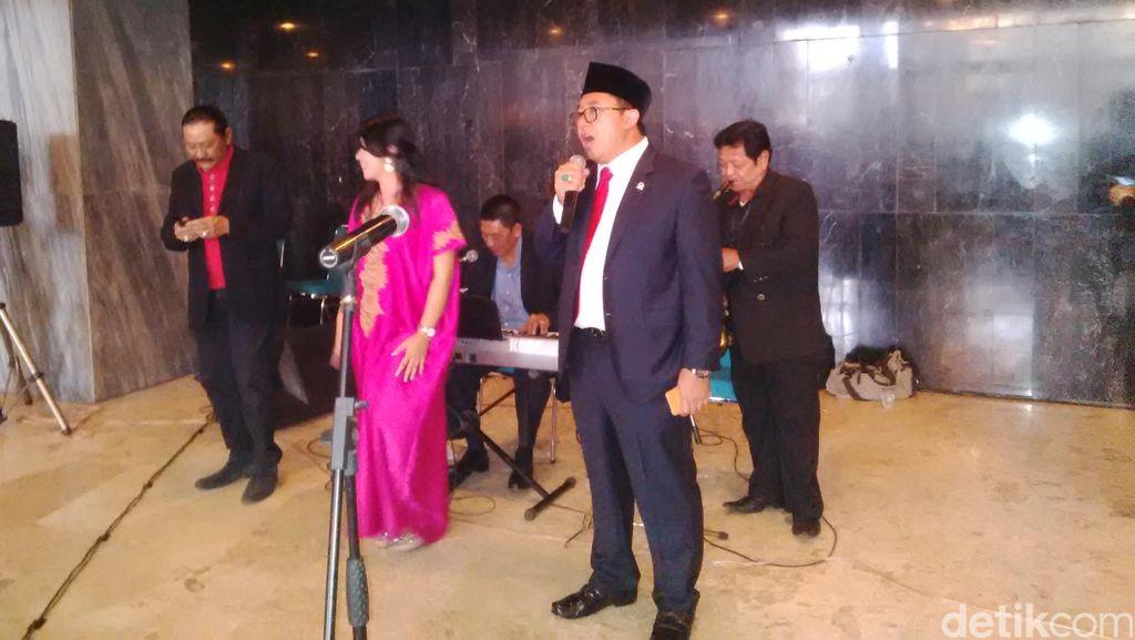 PAN Gabung Pemerintah, Fadli Zon: KMP Menghargai dan Tak Khawatir