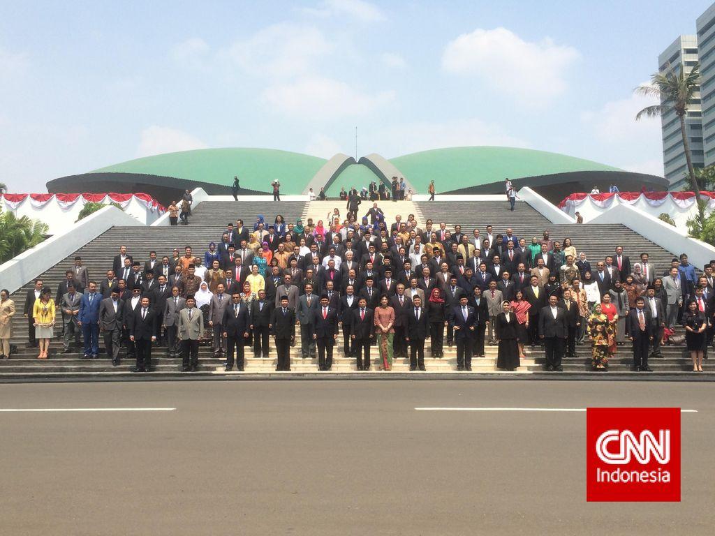 HUT ke-70 DPR, Novanto Singgung Dana Aspirasi Rp 20 M