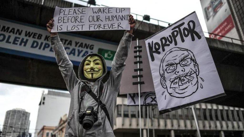 Melihat Aksi Bersih 4.0 Kuasai Kuala Lumpur