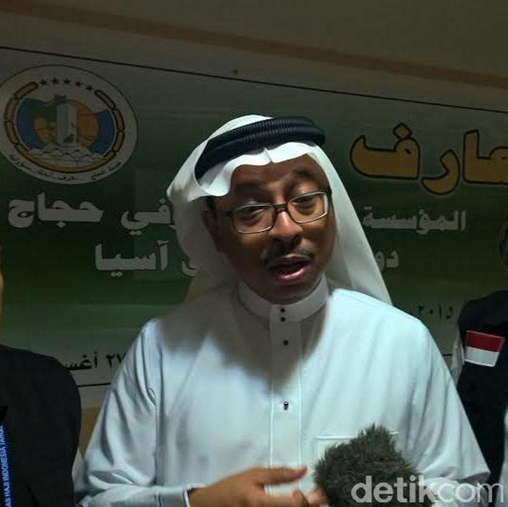 Bertemu dengan Muassasah, Bertemu dengan Saudara Jauh di Arab Saudi