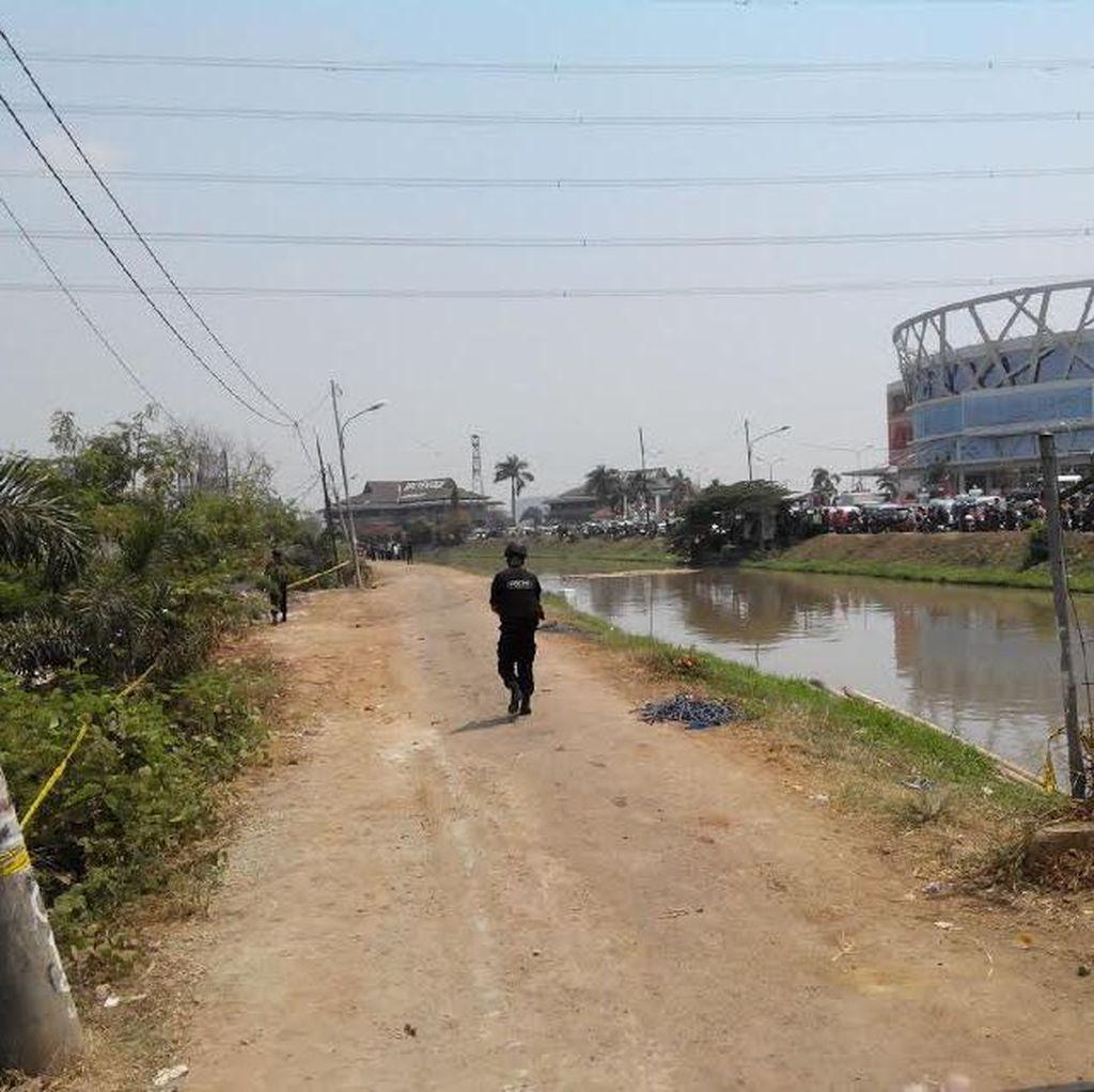 Lokasi Penemuan Bom di Kalimalang: Di Seberang Mal dan di Lokasi Panjat Pinang Warga