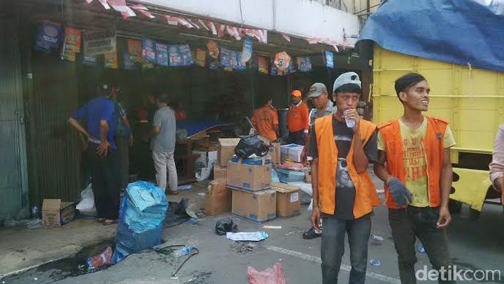 Kenangan Penyewa Ruko yang Sudah Mengais Rezeki di Pasar Benhil Sejak 1975