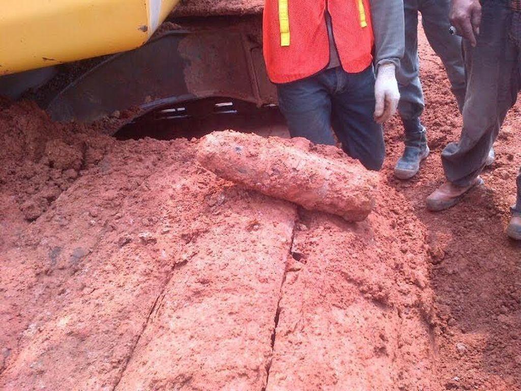Ditemukan Saat Penggalian Proyek MRT, Kok Bisa Mortir Ada di Jalan Sudirman?