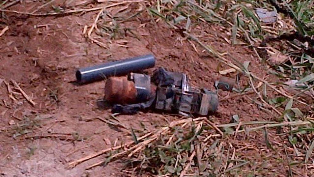 Polisi: Benda di Kalimalang Bom