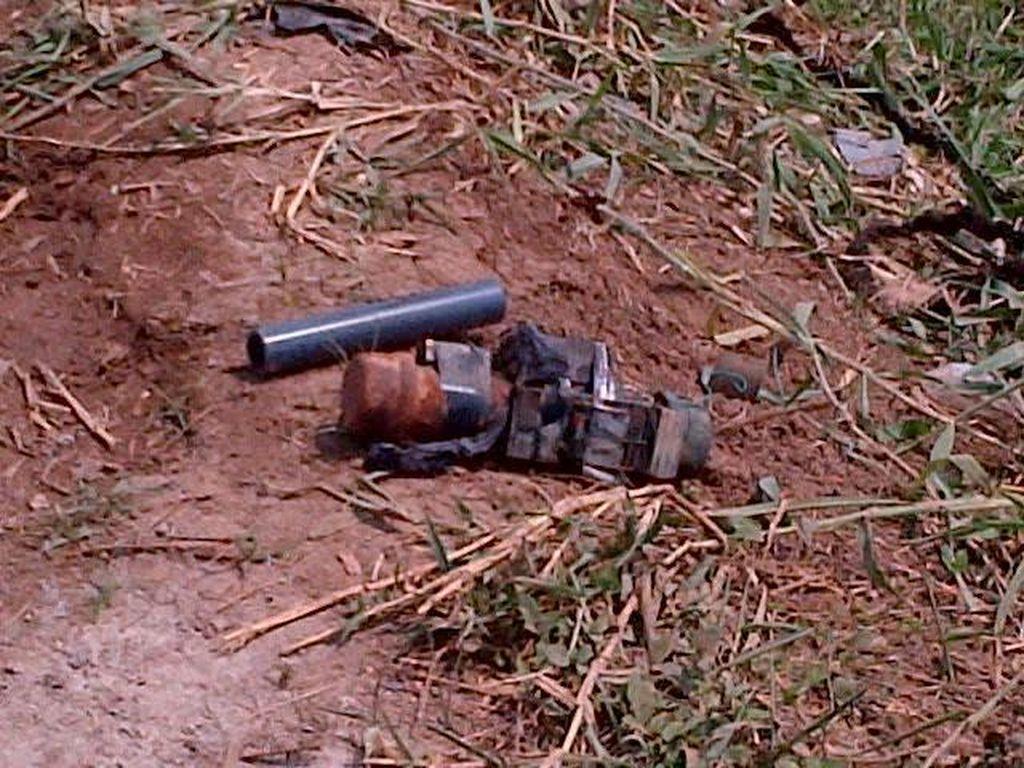 Ini Penampakan Bom yang Ditemukan di Kalimalang