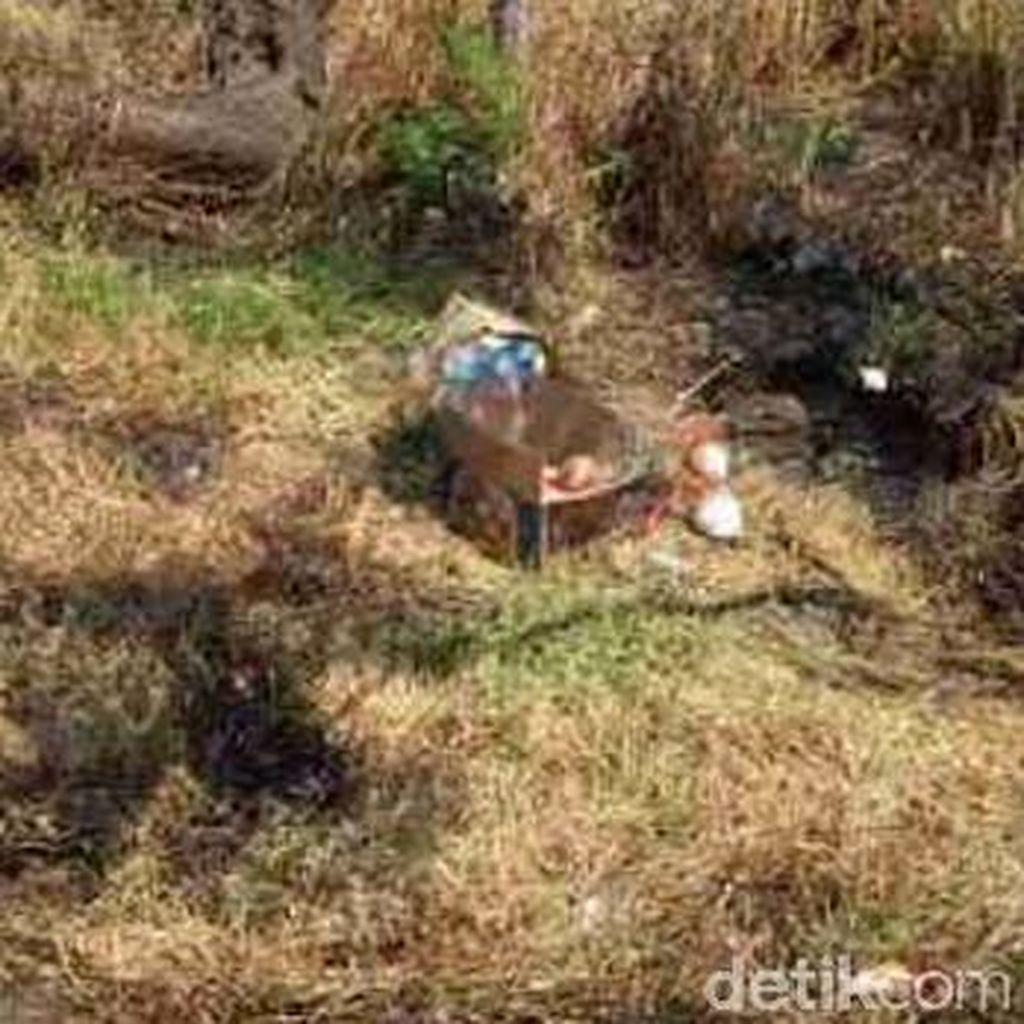 Ini Penampakan Kardus Diduga Berisi Bom yang Ditemukan di Tol Dupak