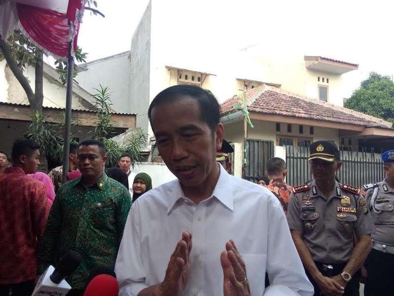 Alasan Jokowi Blusukan Lagi di Jakarta: Pak Wali Ngeluh, Saya ke Daerah Terus