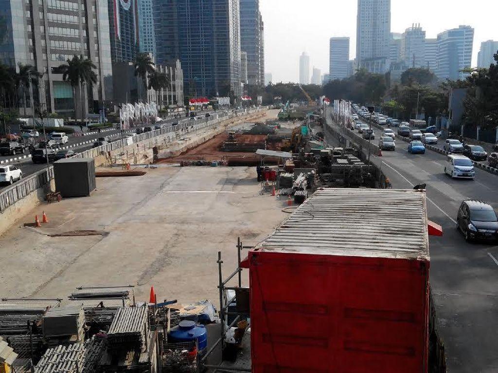 Kronologi Penemuan Mortir di Jl Sudirman, Pekerja Sempat Lari Selamatkan Diri