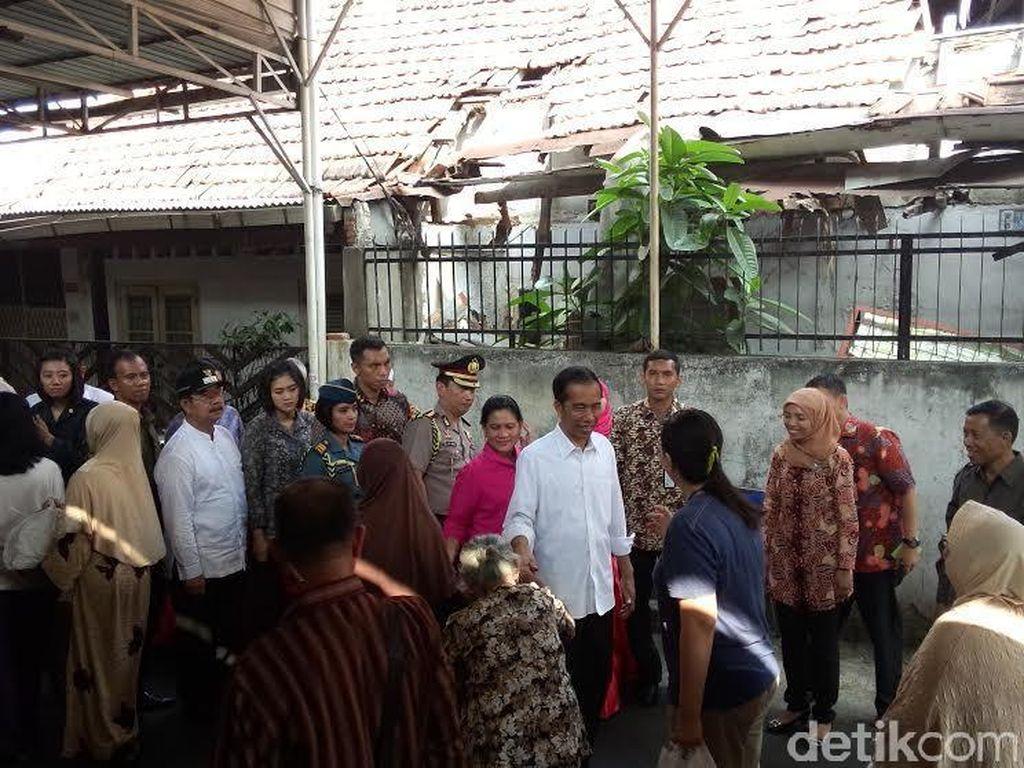 Penggeledahan di Kantor RJ Lino, Jokowi: Saya Belum Dapat Laporan