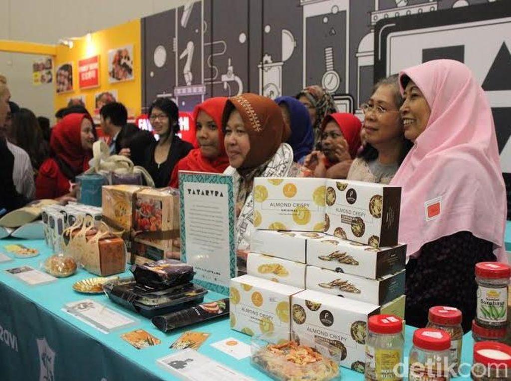 Hadiri Basha Market, Risma Apresiasi Kemajuan Industri Kreatif Surabaya