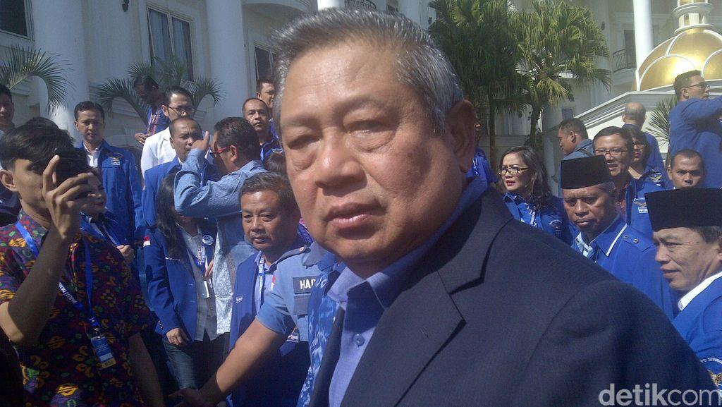 Menangkan Kader di Pilkada, Demokrat Andalkan Magnet SBY dan Mesin Partai