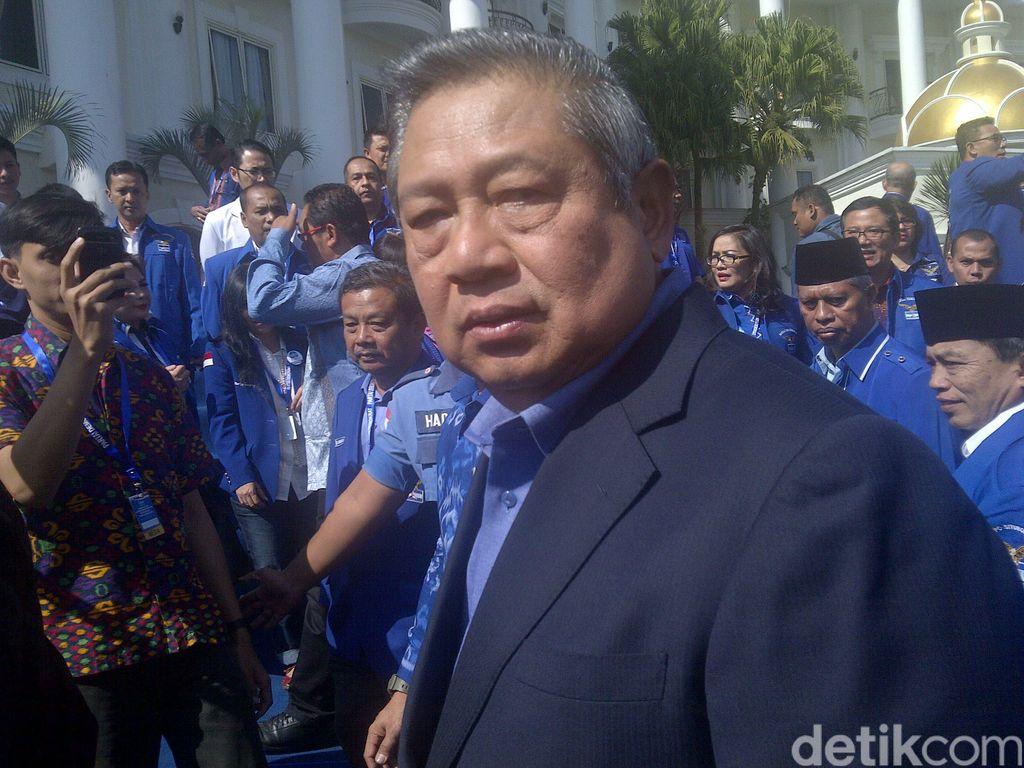 SBY Minta Calon Kepala Daerah Tak Halalkan Segala Cara Untuk Menang