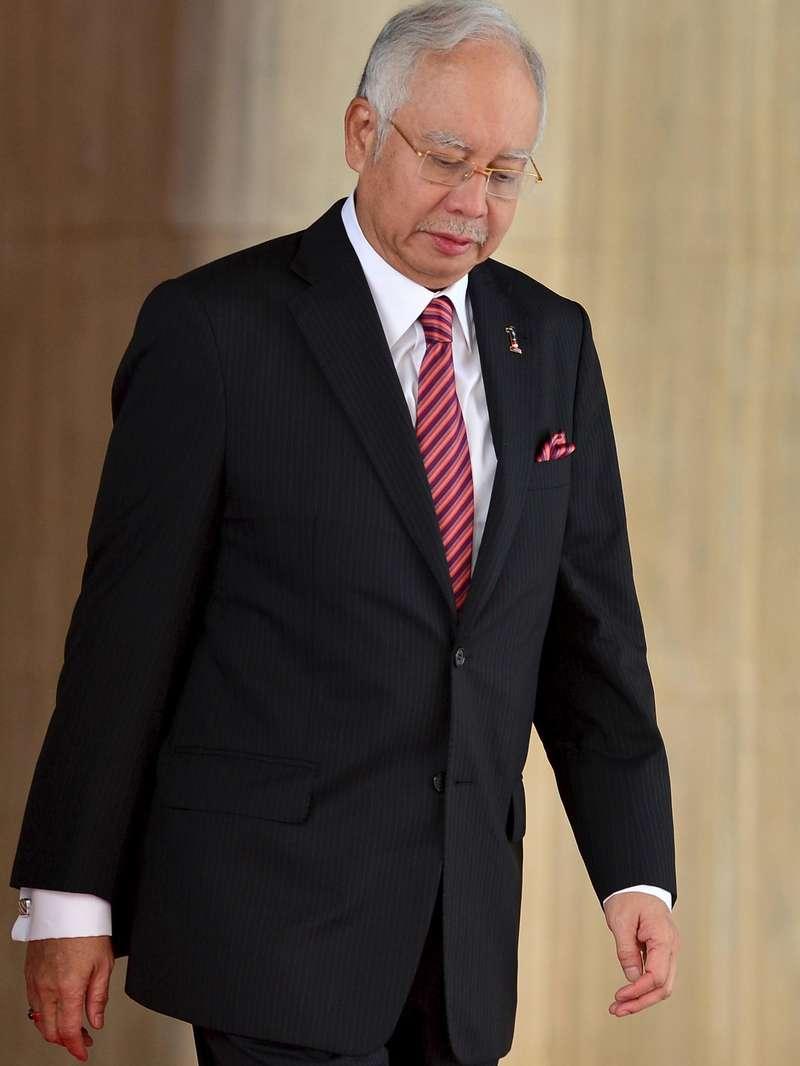 Peringati Hari Kemerdekaan, Najib Janji Tak Akan Biarkan Malaysia Jatuh