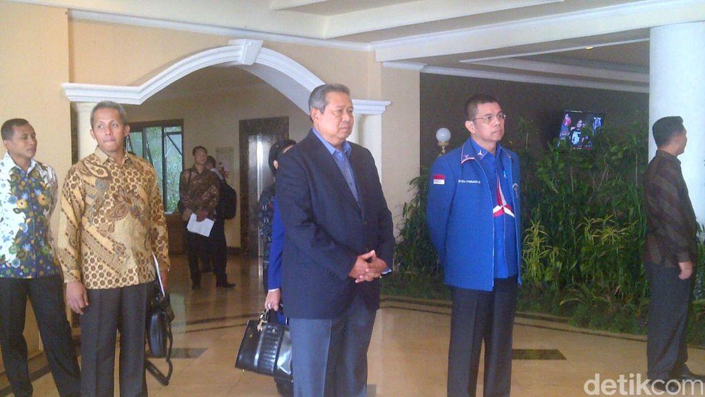 Jika Terpilih, Calon Kepala Daerah dari PD Diminta SBY Bantu Pemerintah