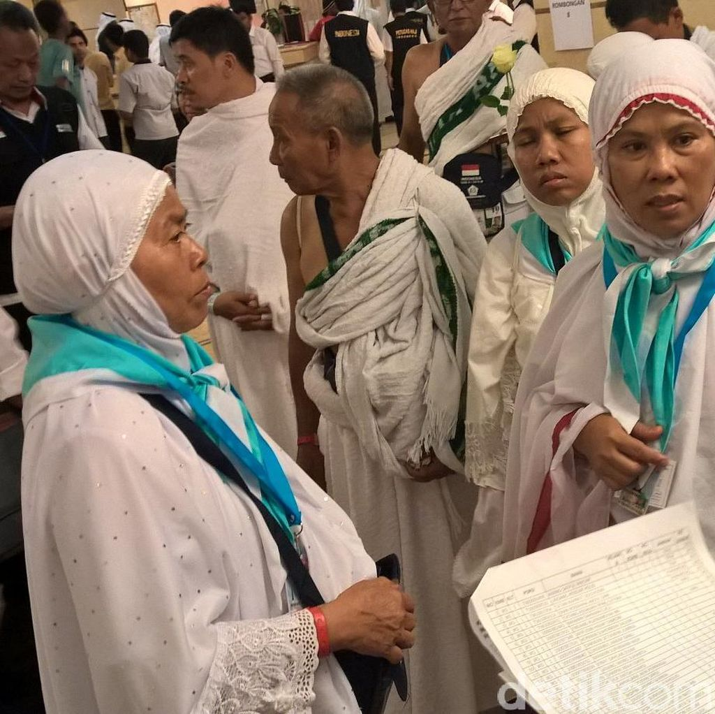 Ribuan Jemaah Haji Indonesia Mulai Padati Makkah