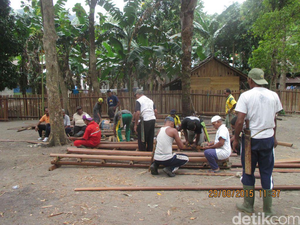 Cegah Konflik, Kodam Pattimura Gagas Program Penghijauan untuk Perdamaian