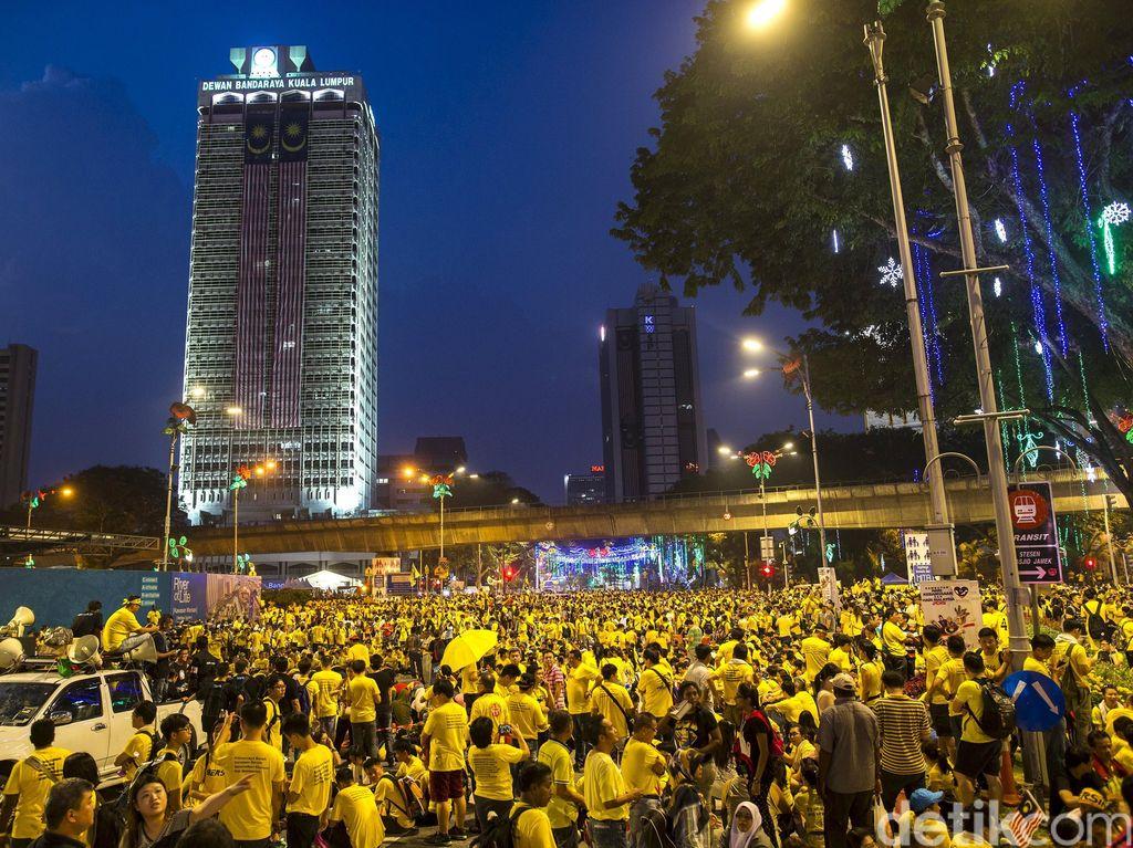 Apa Itu Gerakan Bersih 4.0 yang Minta PM Najib Mundur Dari Jabatannya?