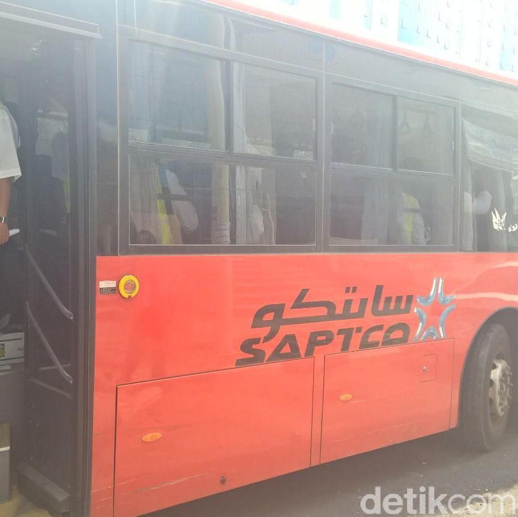 Jemaah Mulai Datang di Makkah, Bus Shalawat Mulai <i>ON!</i>