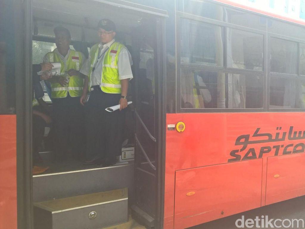 Jemaah Mulai Datang di Makkah, Bus Shalawat Mulai ON!