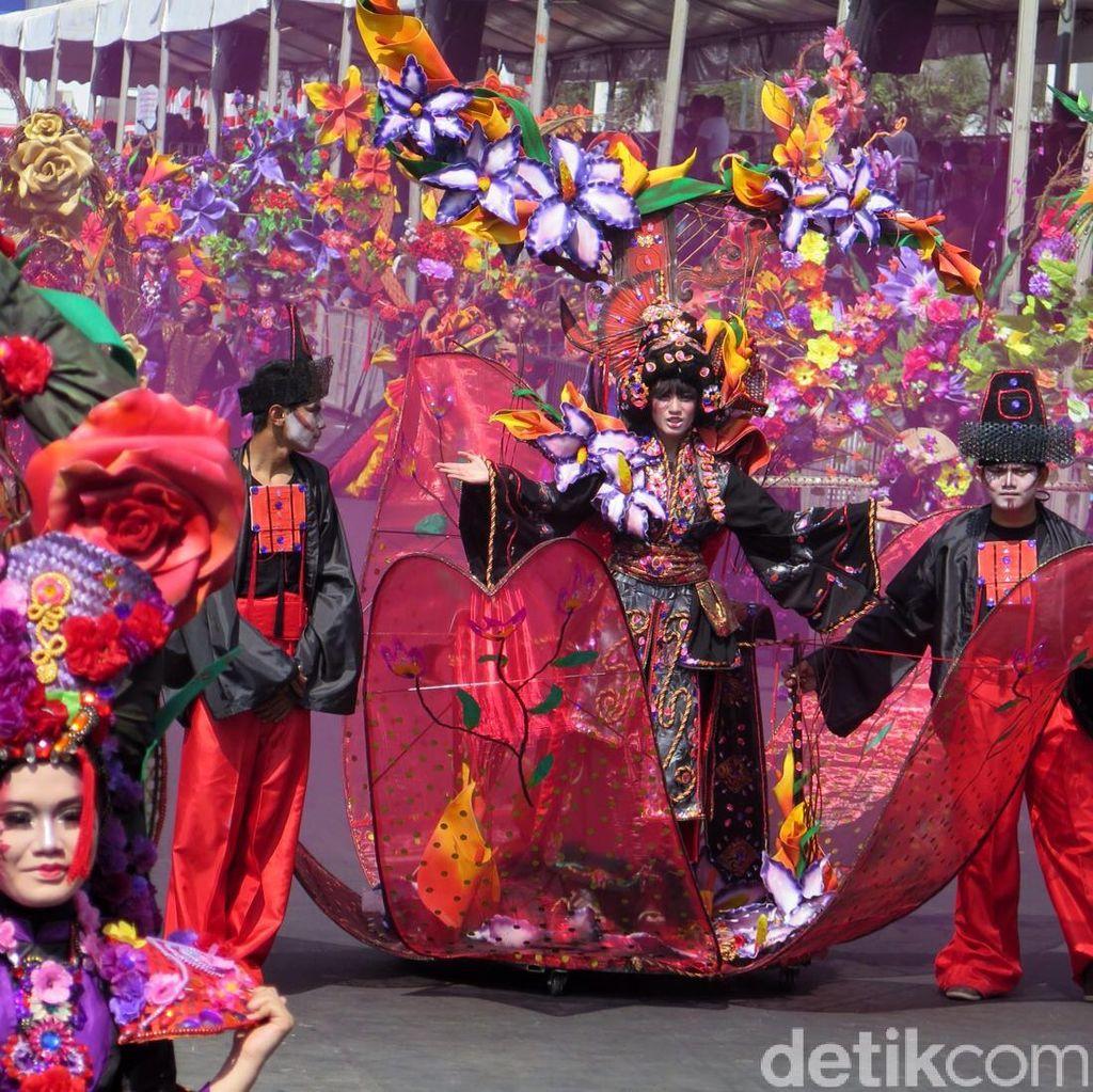 Agustus 2016, Jember Fashion Carnaval Siap Pukau Wisatawan