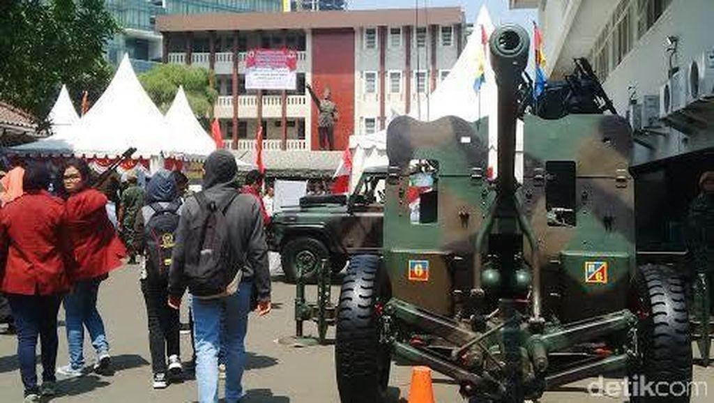 Yuk Datang ke Pameran Alutsista di Universitas Bung Karno