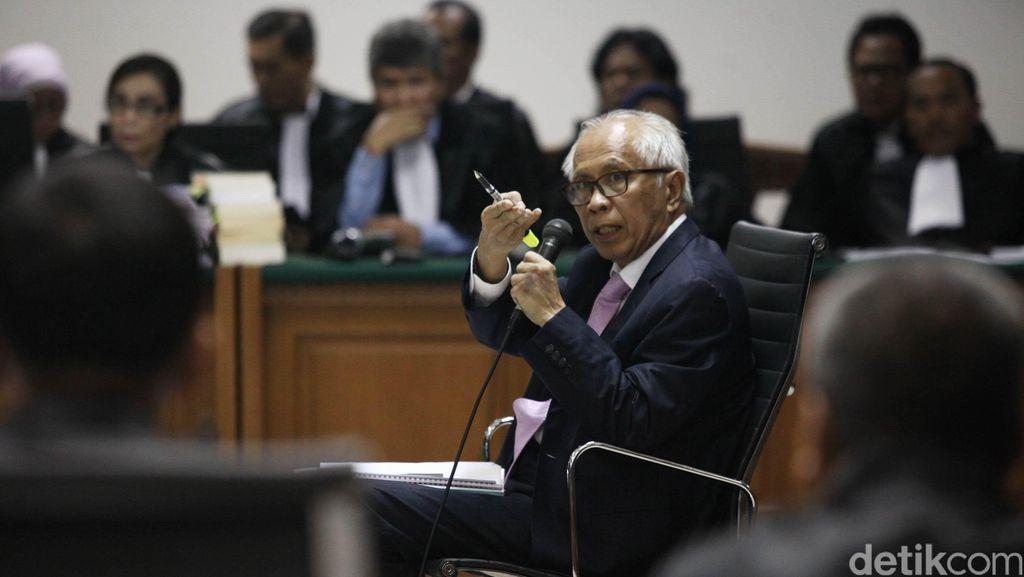 Bantah Dakwaan, Kaligis: Gary Pelaku Utama Suap Hakim PTUN