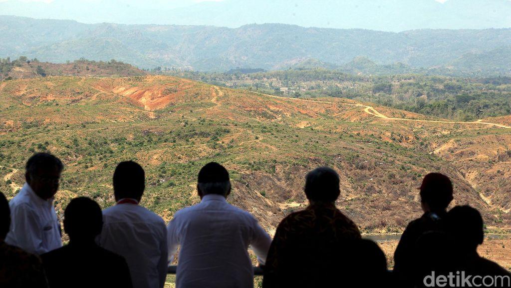 Kenangan dan Harapan Warga Jemah, Desa Pertama yang Digenangi Air Jatigede