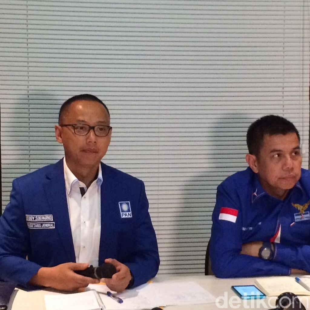 PAN Tegaskan Keaslian Surat Rekomendasi Rasiyo-Dhimam di Pilkada Surabaya