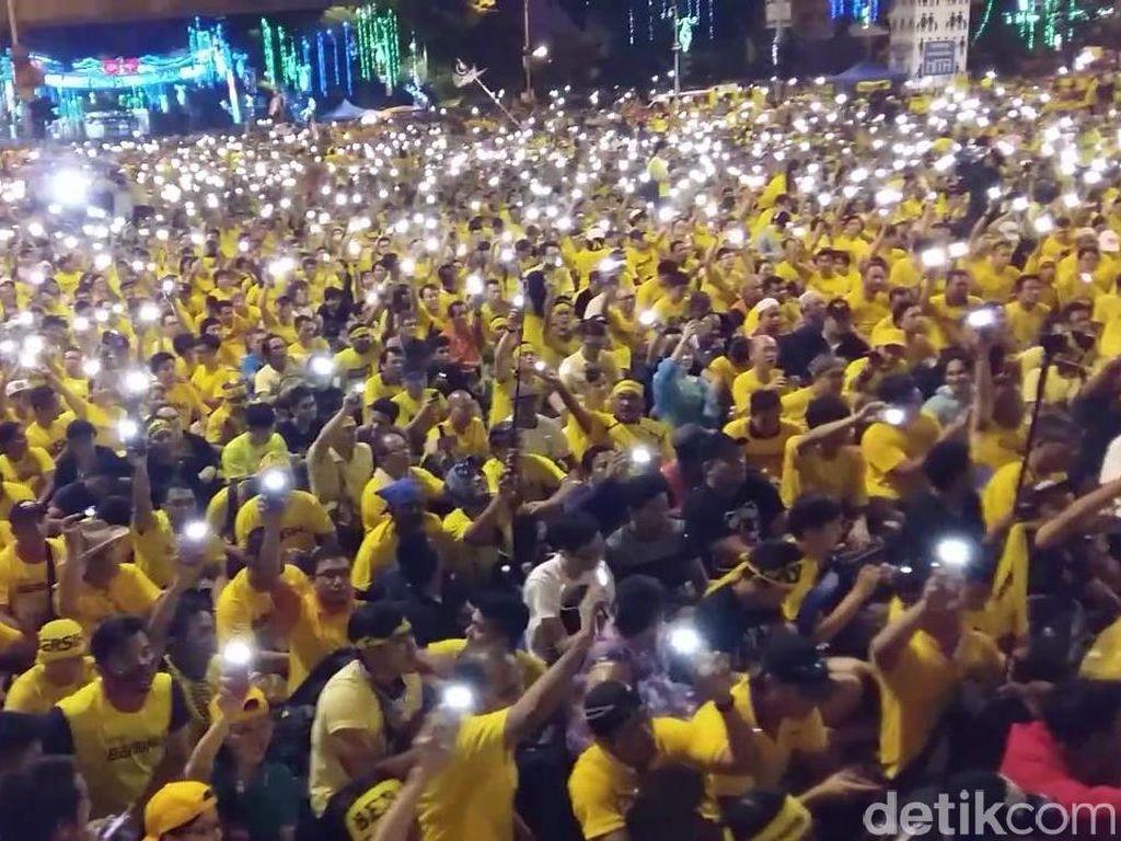 Usai Demo Bersih, Malaysia Peringati Hari Kemerdekaan Bertema Sehati Sejiwa