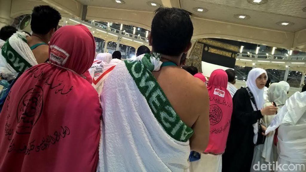 Satu Bus Angkutan Jemaah Madinah-Makkah Mogok, AC-nya Tidak Dingin