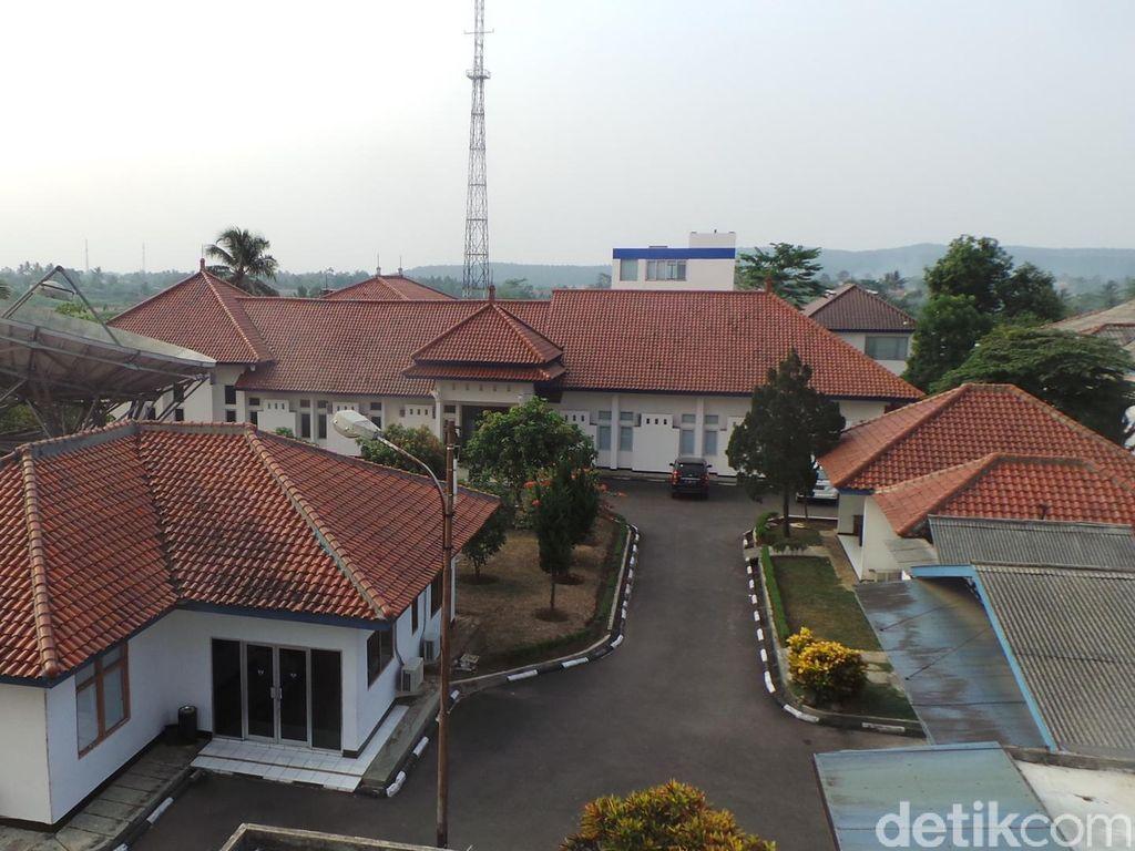 Menatap Masa Depan Satelit Indonesia dari Kantor di Cekungan Bogor