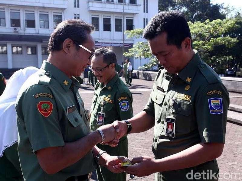 Disiplin Anak Buah Ridwan Kamil Masih Rendah, Pemkot Bandung Terapkan Sistem Ini