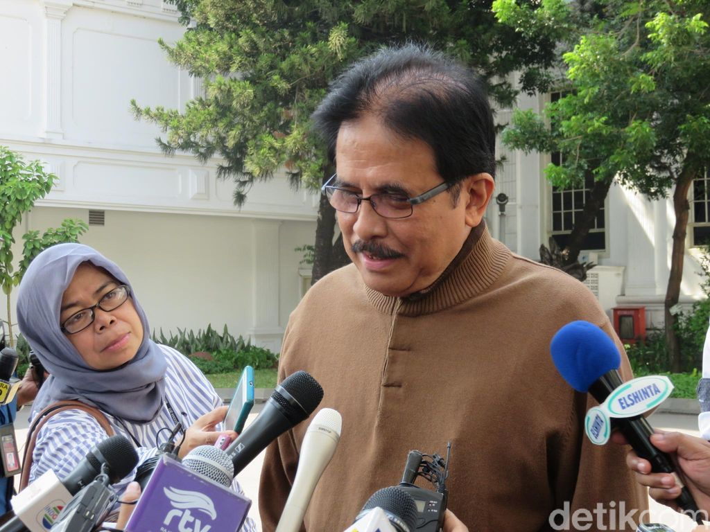 Menteri Sofyan Telepon Lino Saat Pelindo II Digeledah, Ada Hubungan Apa?