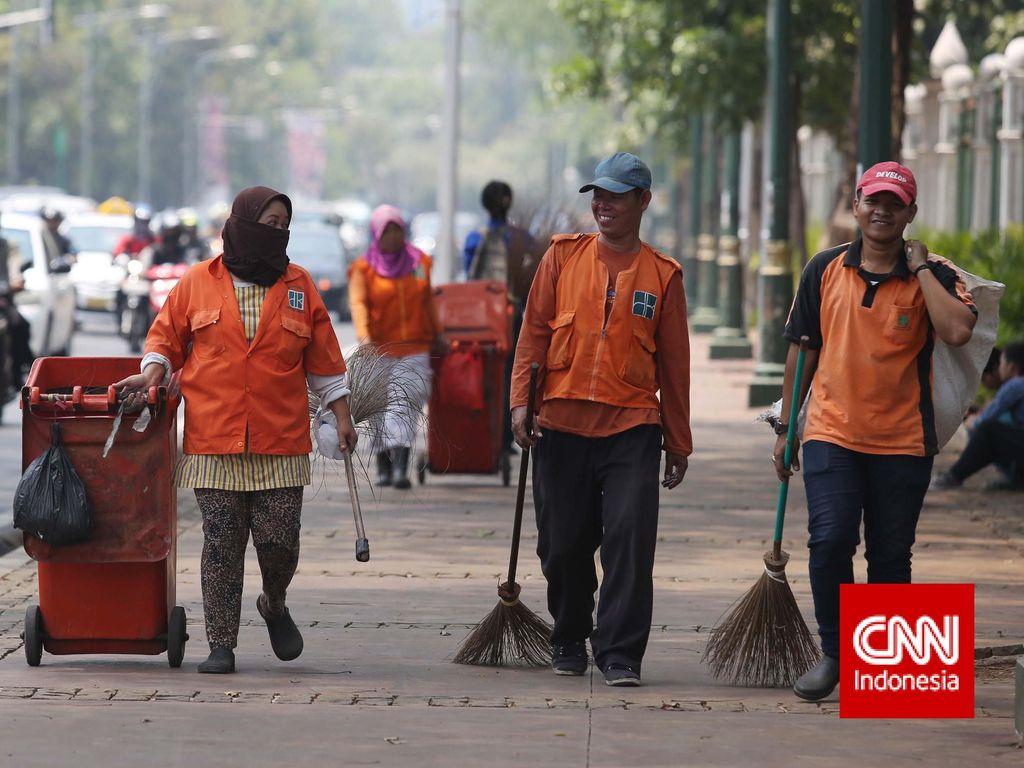 Sunat Gaji Bawahan, 400 Mandor PHL di Dinas Kebersihan Turun Jabatan