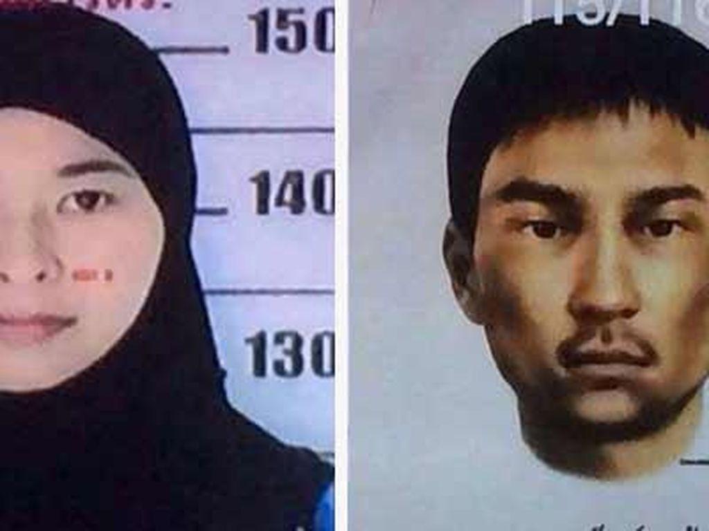 Ini 2 Tersangka Baru Bom Bangkok yang Diburu Polisi Thailand