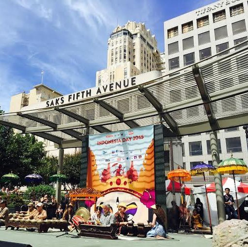Absen 2 Tahun, Indonesia Day Kembali Digelar di San Fransisco