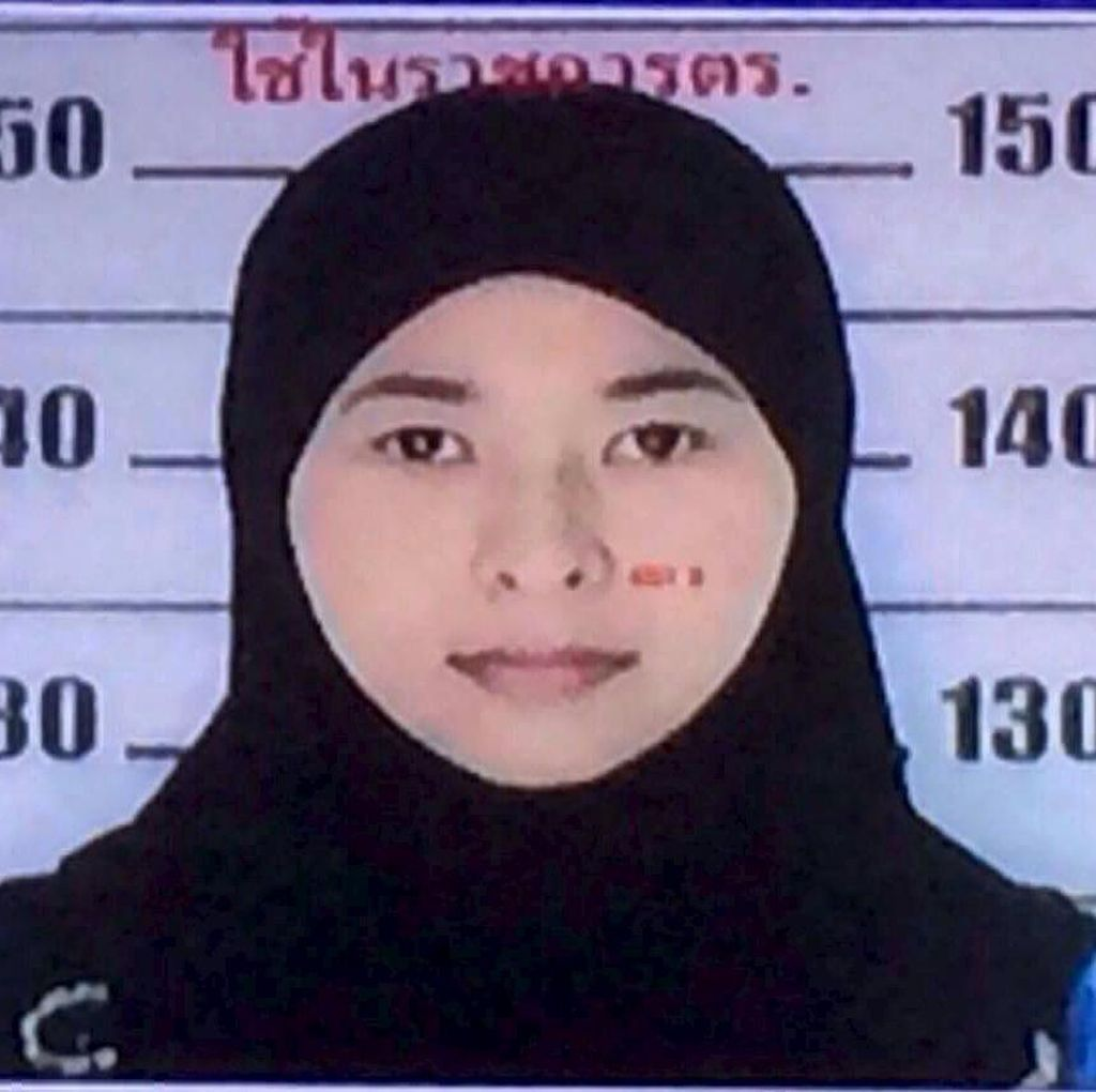 Tinggal di Turki, Tersangka Wanita Suansan Bantah Terlibat Bom Bangkok
