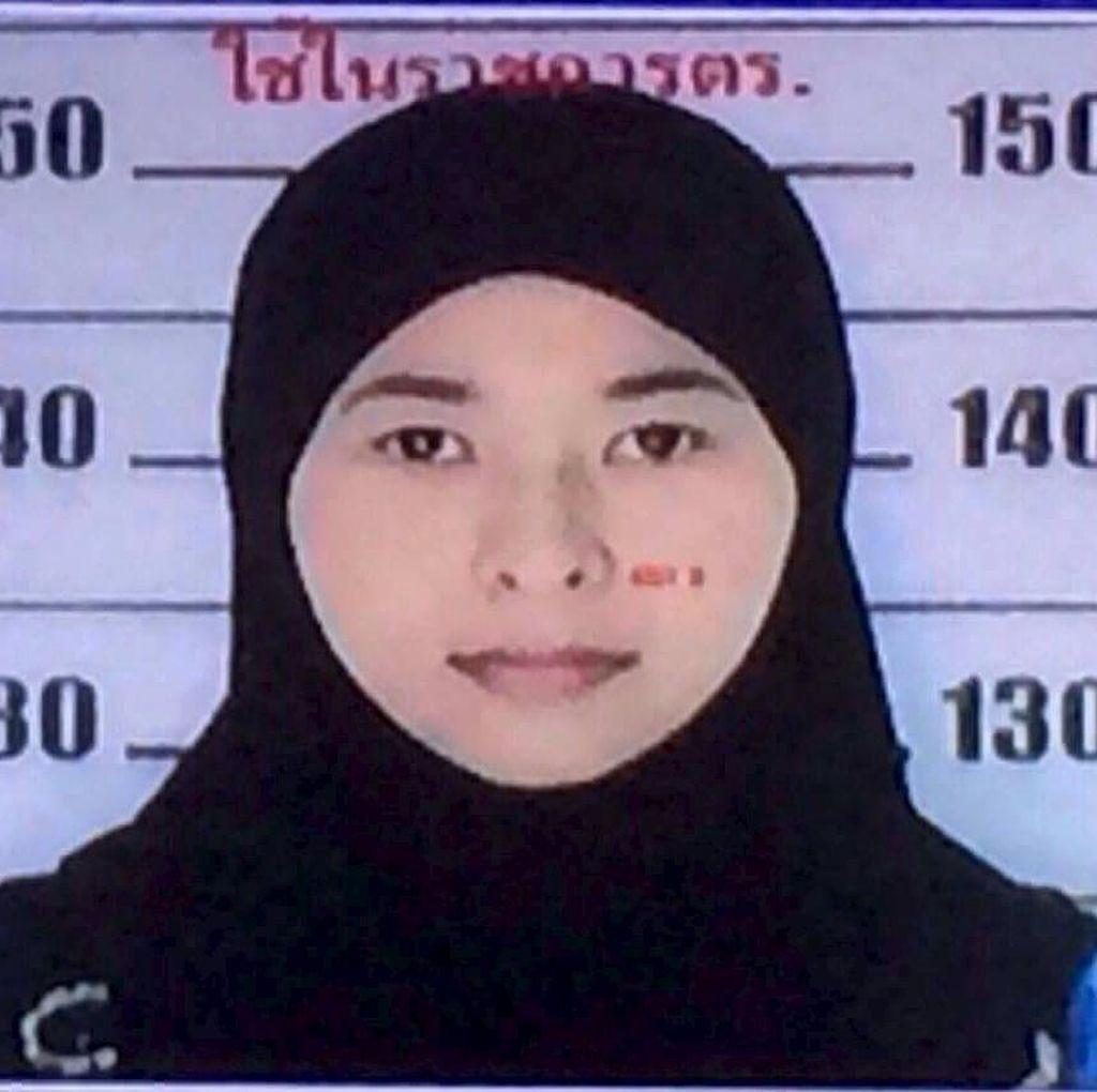 Misteri Keberadaan Tersangka Wanita Bom Bangkok
