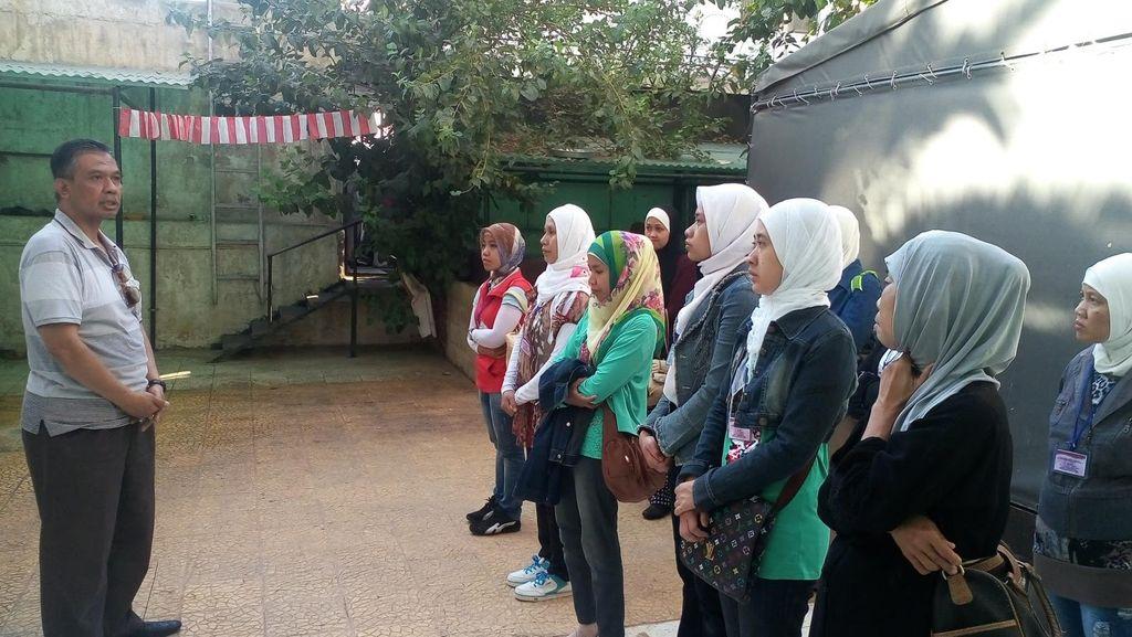 KBRI Damaskus Kembali Pulangkan 13 TKW dari Negara Konflik