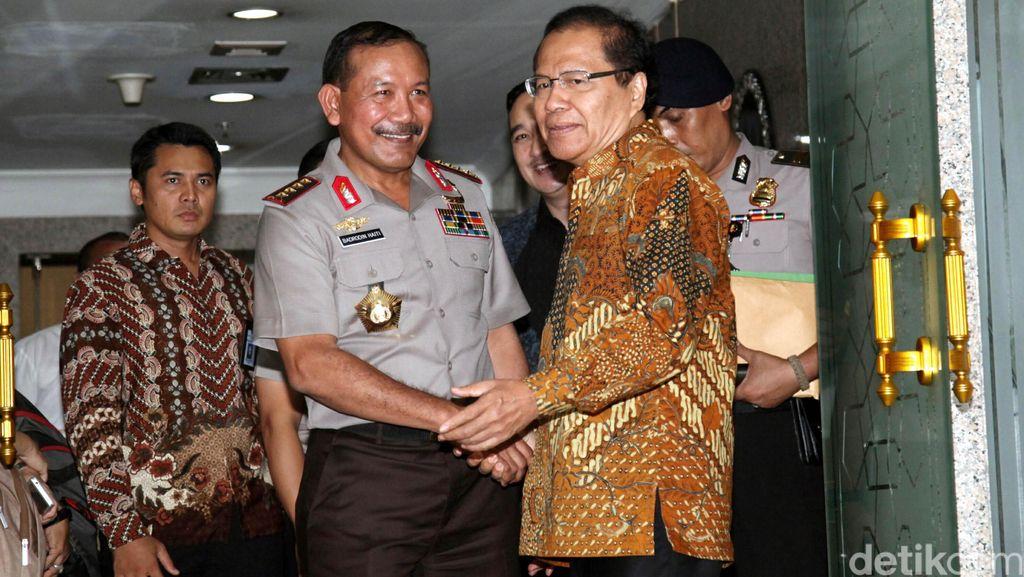 RJ Lino Marah Kantornya Digeledah, Kapolri: Ya Wajar