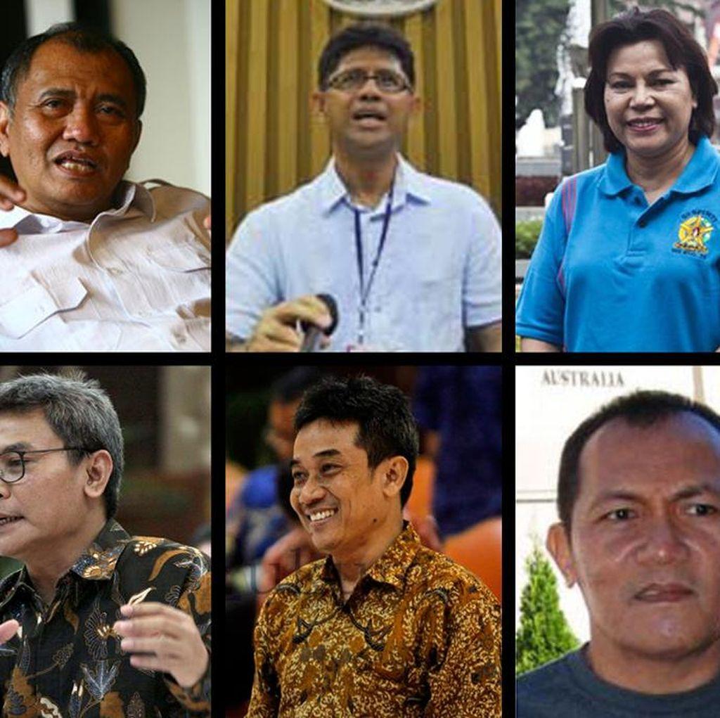 PPP Setuju Komisi III Lanjutkan Fit and Proper Test 8 Capim KPK