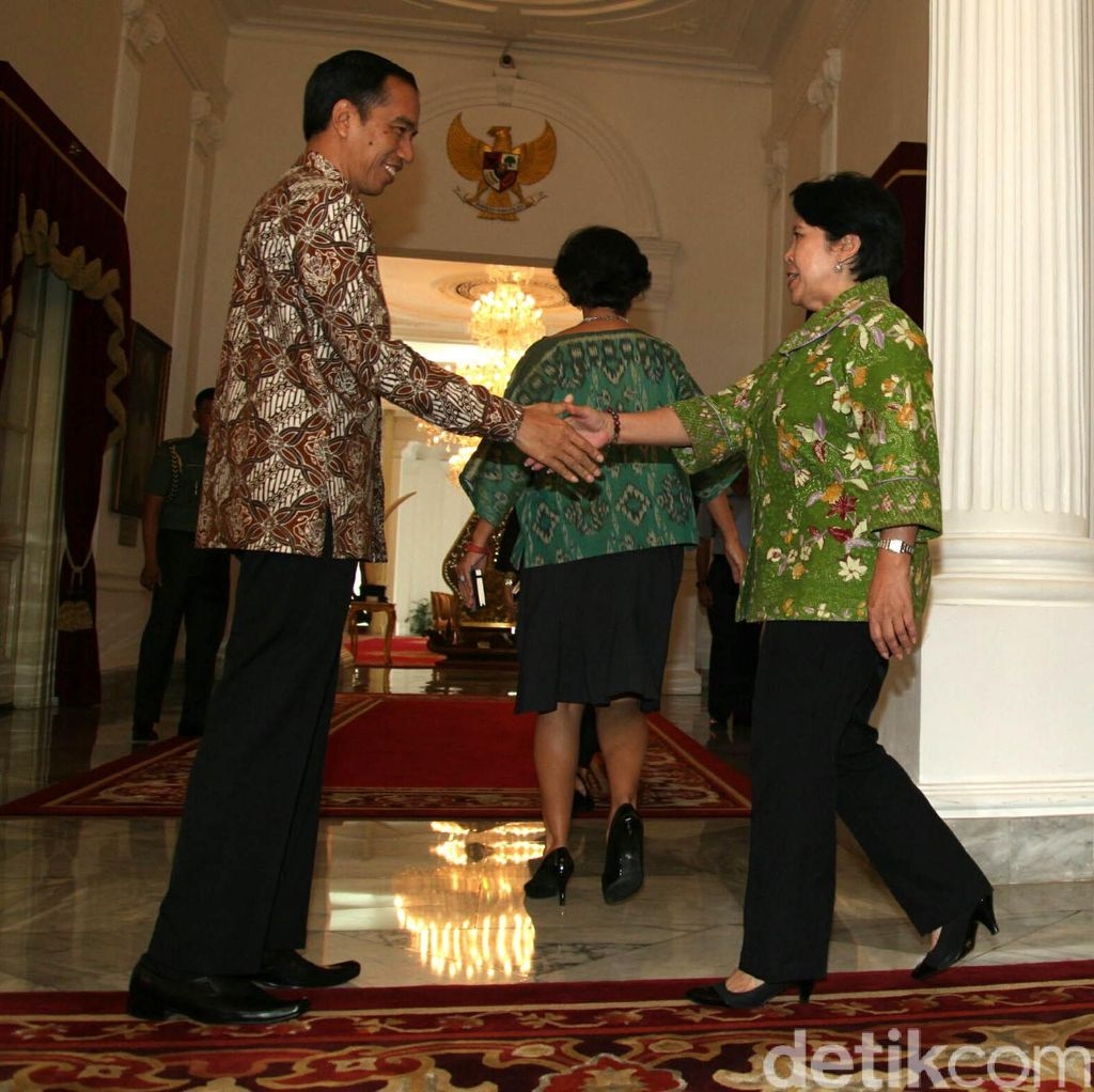 Jokowi Percaya Pansel Capim KPK Bekerja Independen dan Profesional