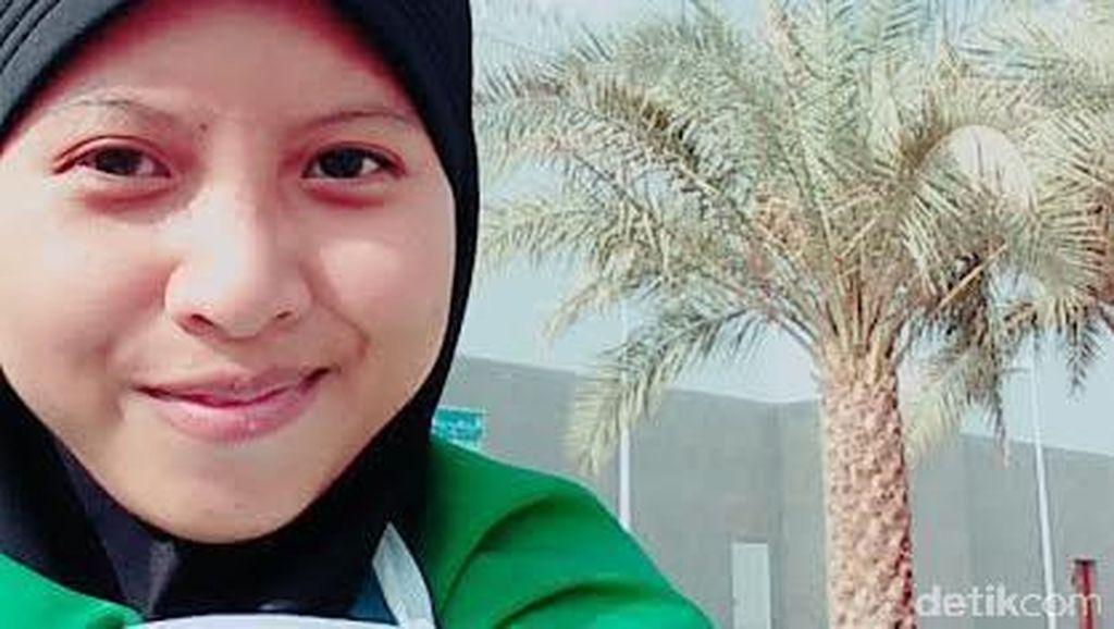 Bertemu Arinta di Makkah, Gadis Lombok yang Memilih Berhaji Daripada Jalan-jalan