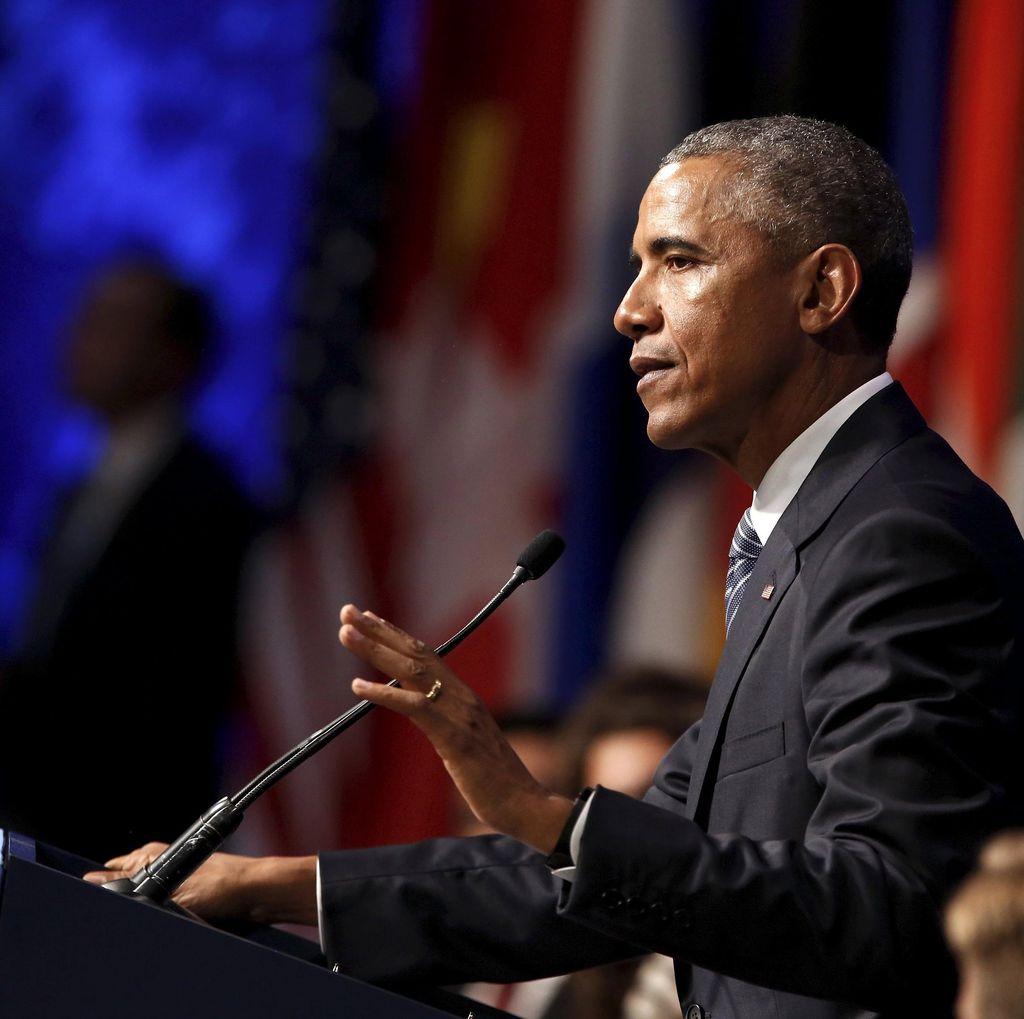 Soal Iran, Presiden Obama Dapat Cukup Dukungan Senator