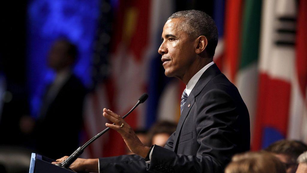 Obama Kecam Penembakan Polisi Texas dari Jarak Dekat