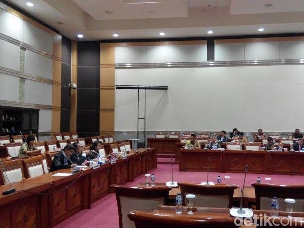 Komisi III Minta Masukan Doktor Santet Soal RUU KUHP