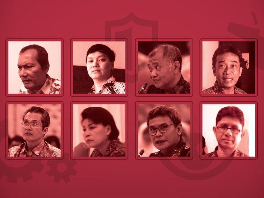 Capim Sudjanarko Siap Hadapi DPR dan Akan Perbaiki Manajemen KPK