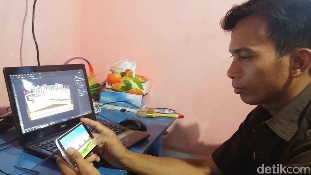 Kisah Sukses Kuli Pelabuhan Raup Ribuan Dolar dari Aplikasi Buatannya