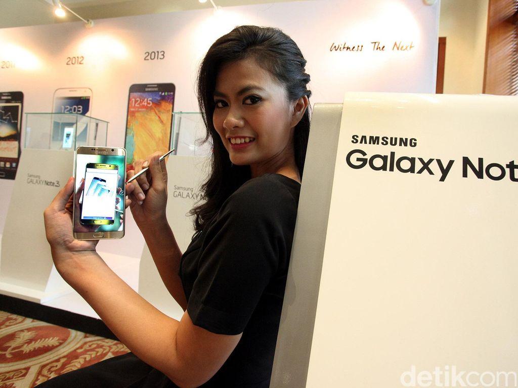 Penipuan di Facebook: Ponsel Lama Ditukar Galaxy Note 5