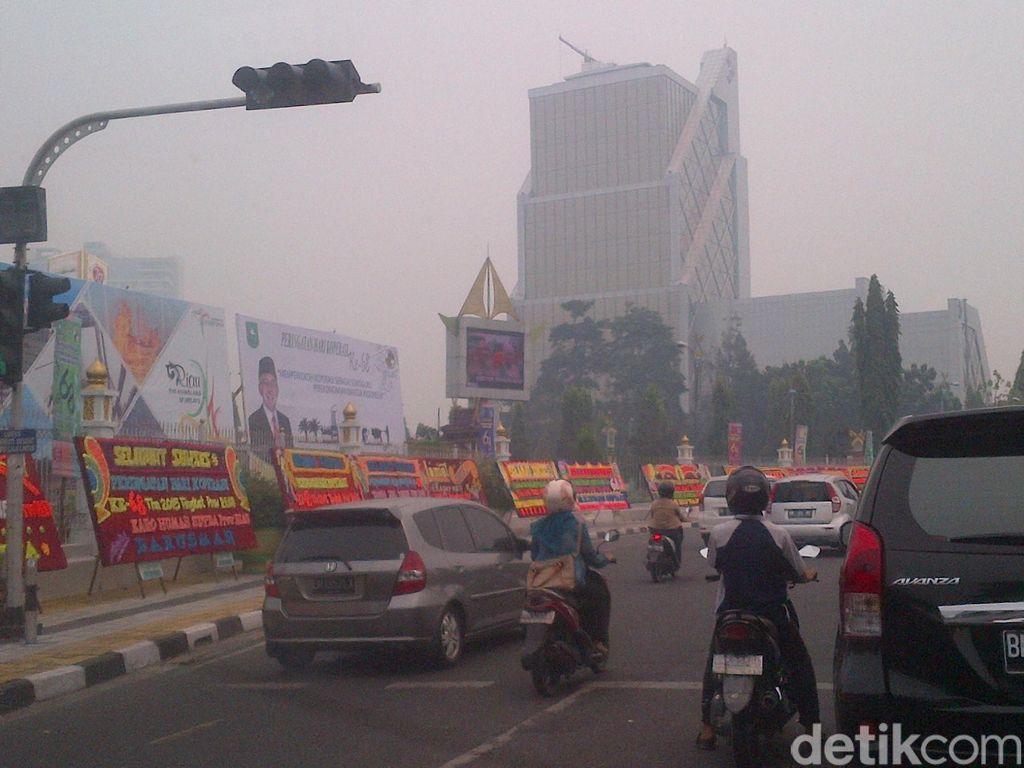 Gangguan Kabut Asap, Citilink Batalkan Penerbangan ke Pekanbaru